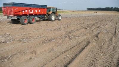 Avis d'expert sur le tassement de sol