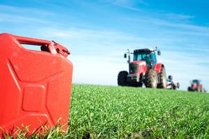 Carburant-tracteur